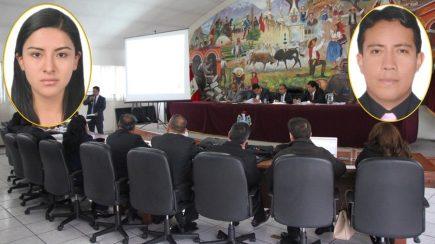 Arequipa: Los reemplazos de regidores suspendidos por sentencia del PDM