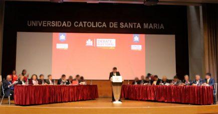 Elecciones 2020: Candidatos debatirán propuestas congresales en Arequipa