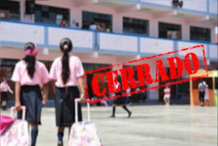 Nuevo decreto de urgencia pone en la cuerda floja a malos colegios privados