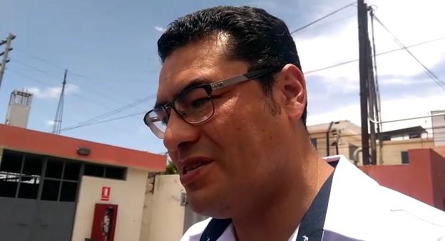 Alberto Osorio, director de la  Autoridad Administrativa del Agua Caplina Ocoña