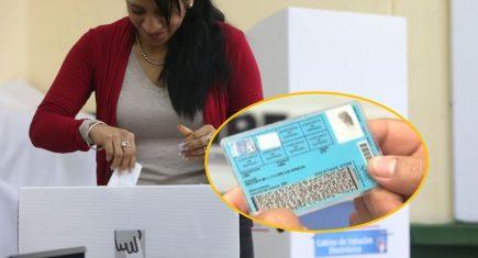 Elecciones 2020: ¿Cómo evito la multa electoral si perdí el DNI?