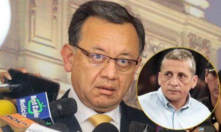Virtual congresista Edgar Alarcón alienta a Antauro Humala para ser presidente