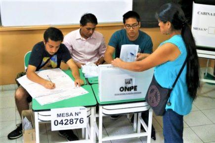 Candidatos al Congreso por Arequipa: aquí la lista completa