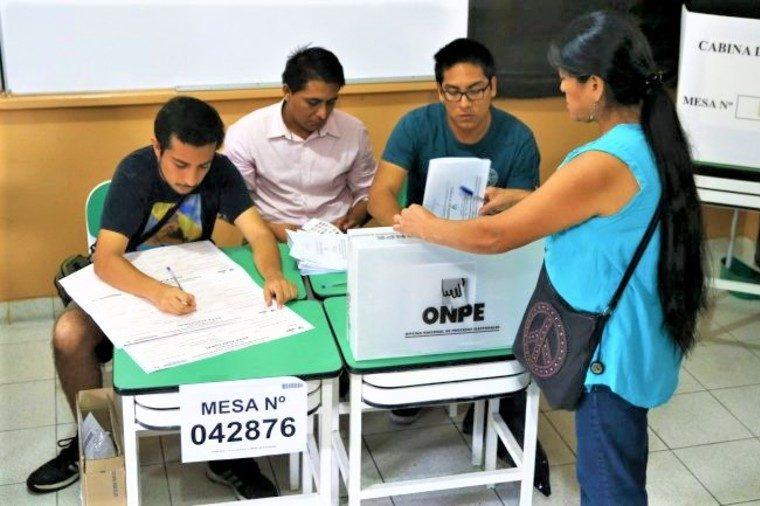 elecciones y pandemia