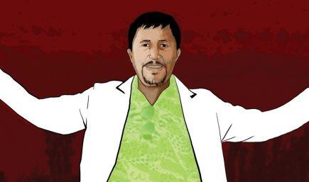 Elmer Cáceres Llica, a un año de su gobierno, entre polémicas y cuestionamientos