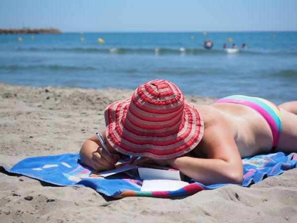 verano en el mar