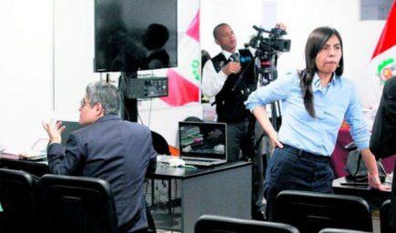 Keiko Fujimori: se reinició audiencia de prisión preventiva por séptimo día