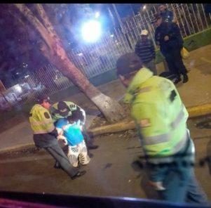 Arequipa: Dos policías denunciados por muerte de detenido en patrullero
