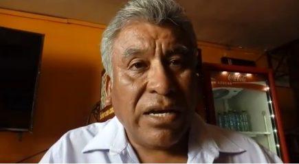 Tía María: agricultores acuden al Poder Judicial para detener proyecto