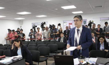 José Domingo Pérez en audiencia: «¿De qué vive Keiko Fujimori?»