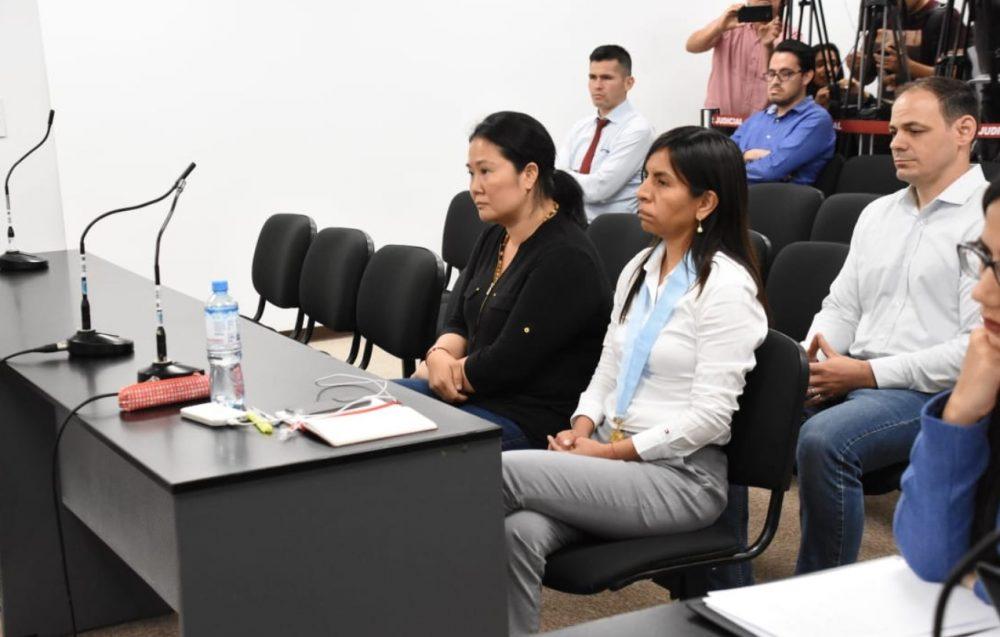 Juez Víctor Zuñiga Urday dictó 15 meses de prisión preventiva contra Keiko Fujimori