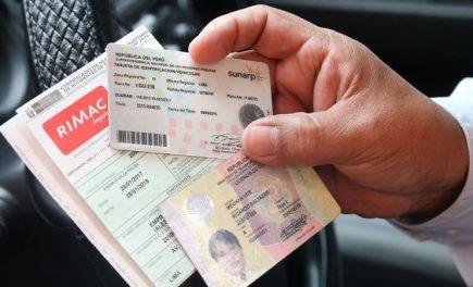 Arequipa: Suspenden trámites de licencia de conducir hasta el viernes