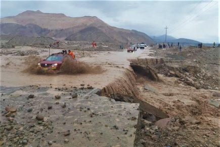 Arequipa: Declaran en emergencia 17 distritos por intensas lluvias