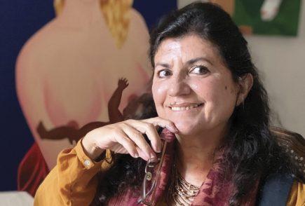 Entrevista: María Teresa Ruiz Rosas