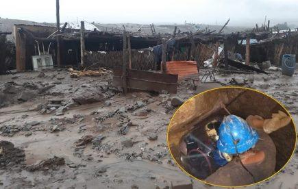 Arequipa: encuentran sin vida a uno de los mineros atrapados en Caravelí