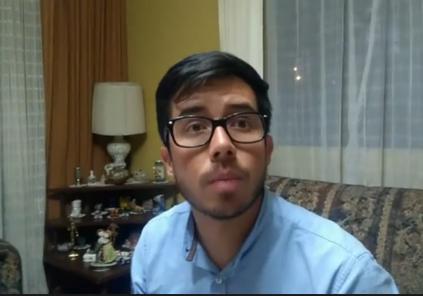 Candidato del Partido Morado en Arequipa se pronuncia tras flash electoral