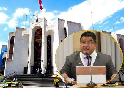Juzgado Anticorrupción rechaza libertad para exjuez que cobró reparaciones