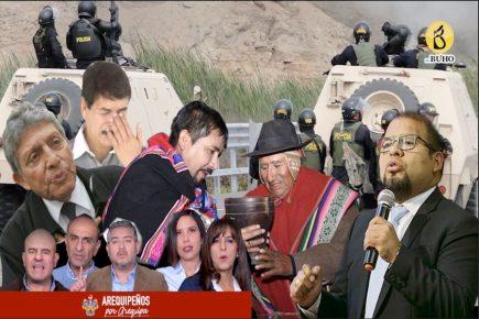 Arequipa: Balance negativo del 2019