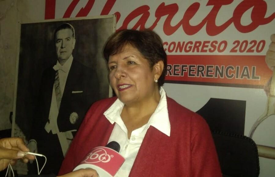 Rosario Paredes Eyzaguirre
