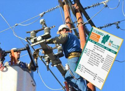 Arequipa: Corte de servicio eléctrico en 5 distritos este sábado 11