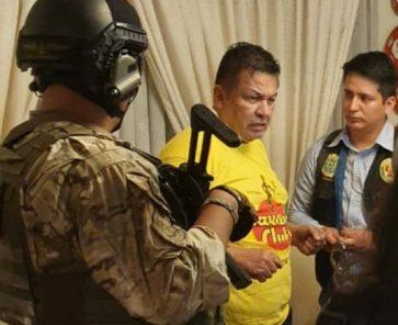 ¿Por qué detuvieron al candidato y líder del partido Vamos Perú este sábado?