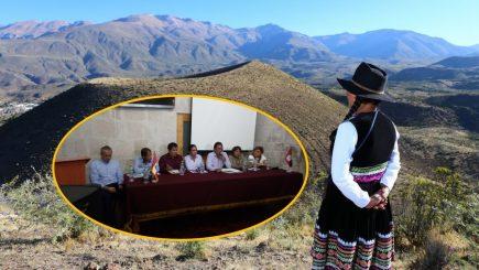 Valle de los Volcanes: alcaldes rechazan organizaciones turísticas