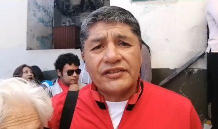 """Rivera sobre detención de Sotomayor: """"No a la inmunidad para quienes hayan delinquido"""""""