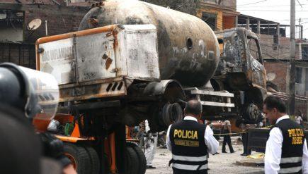 ACT Villa El Salvador: Van 14 fallecidos por explosión, entre ellos 4 niños