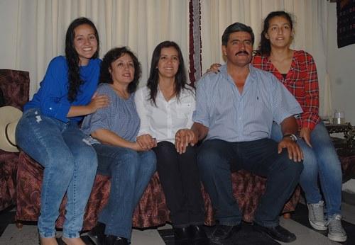 familia de Camaná