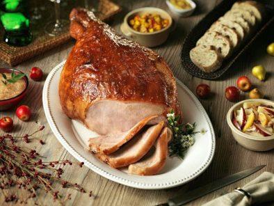 Tres recetas de cenas saludables a base de cerdo