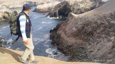 Arequipa: Eloy Cacya apoyará busqueda de desaparecido en Mollendo
