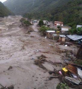 Cusco: huayco arrasa con un pueblo entero y deja al menos 30 desaparecidos