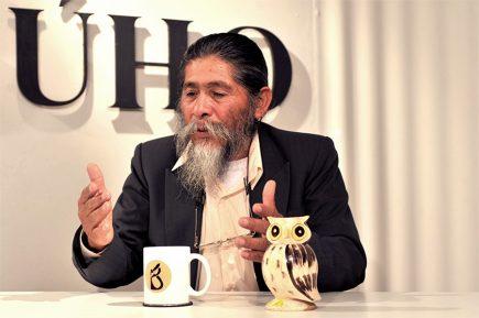 Entrevista a Flaubert Ataucuri, líder del FREPAP en Arequipa