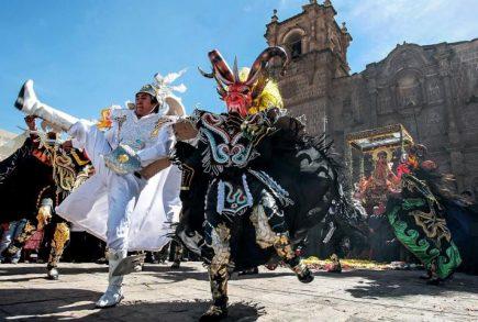 La Festividad de la Candelaria de Puno: deconstruyendo un proceso oficial de patrimonialización cultural