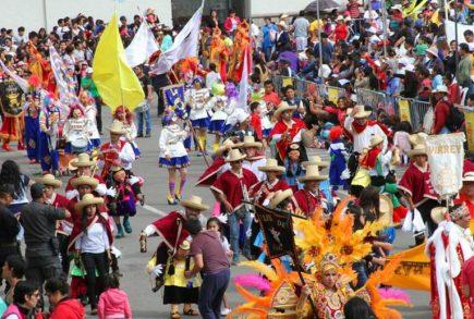 Arequipa: Estas son las actividades programadas para los carnavales