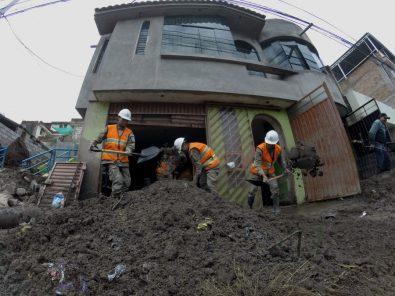 Lluvias en Arequipa: más de 250 viviendas afectadas por desbordes e inundaciones