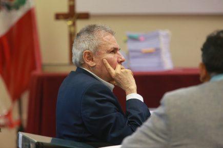 Dictan prisión preventiva por 24 meses contra Luis Castañeda Lossio