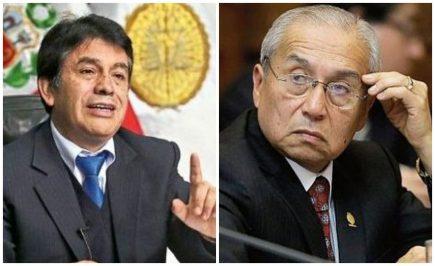 Junta Nacional de Justicia abrió proceso disciplinario a Chávarry y Gálvez