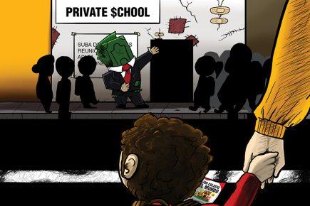 La Lupa Sobre La Educación Privada