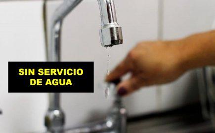 Arequipa: corte de agua del miércoles 19 al viernes 21 en distrito de Majes