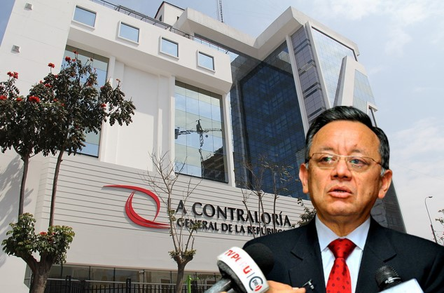 Excontralor Edgar Alarcón es investigado por autorizar pagos por servicios fantasmas