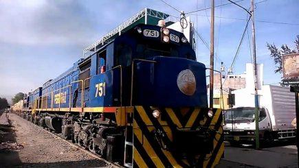 Arequipa: Proponen reubicar vía férrea para descongestionamiento