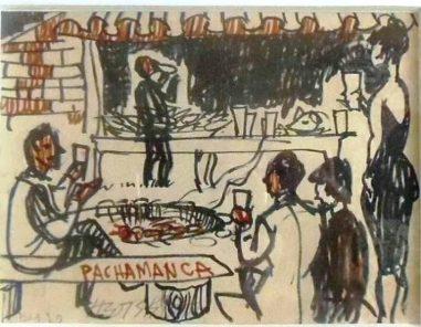 Falleció en Arequipa el pintor David Herskovitz a los 95 años