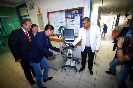 Arequipa: Iren Sur entregará resultados de despistaje de cáncer en 24 horas
