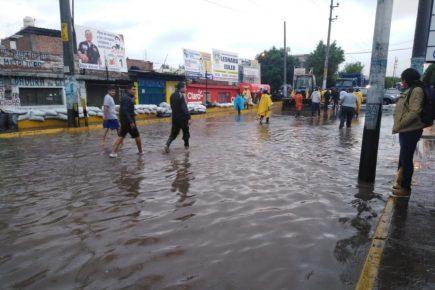 Arequipa: fuertes lluvias  causan emergencias en varios distritos
