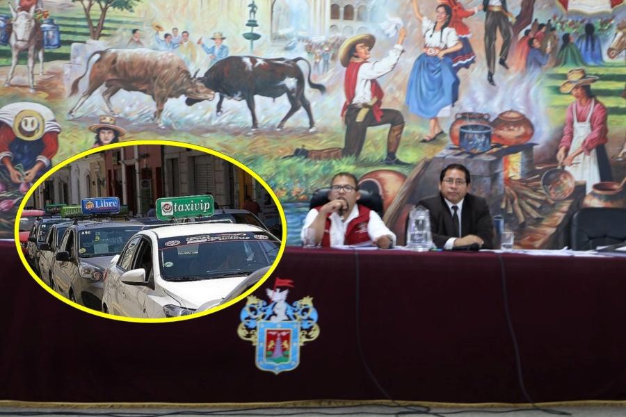 Municipio de Arequipa dará Setare a taxistas informales