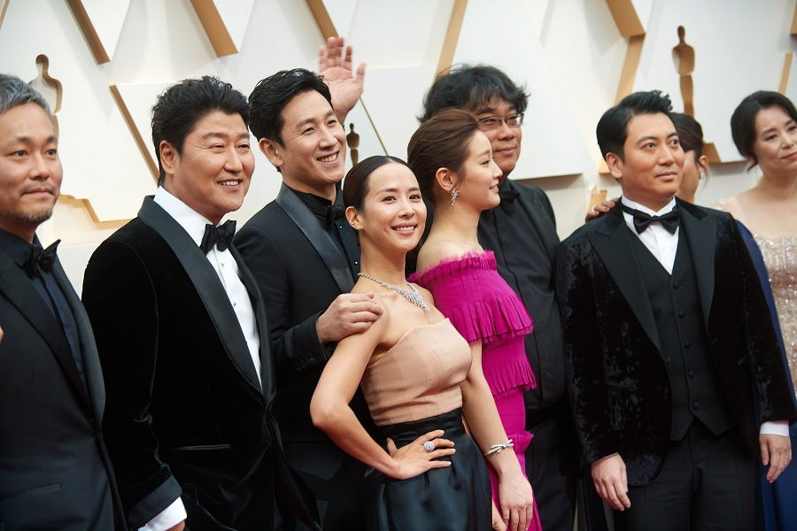 ganadores Oscar 2020