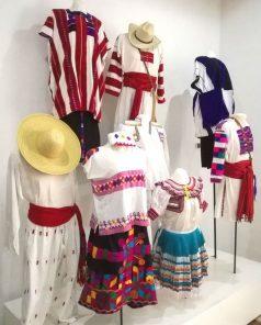 Nuevo museo en México rinde homenaje a los trajes étnicos del país