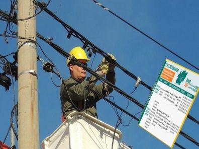 Arequipa: corte de servicio eléctrico en 5 distritos este viernes 25