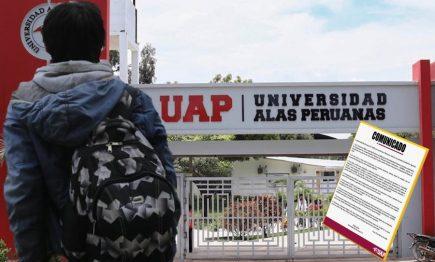 Alas Peruanas rechaza fusión con Norbert Wiener ¿Qué sucederá con estudiantes?